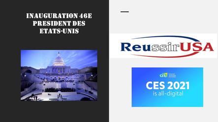 Etats-Unis, dernières nouvelles : immigration et travailler aux Etats-Unis, CES: Innovations.
