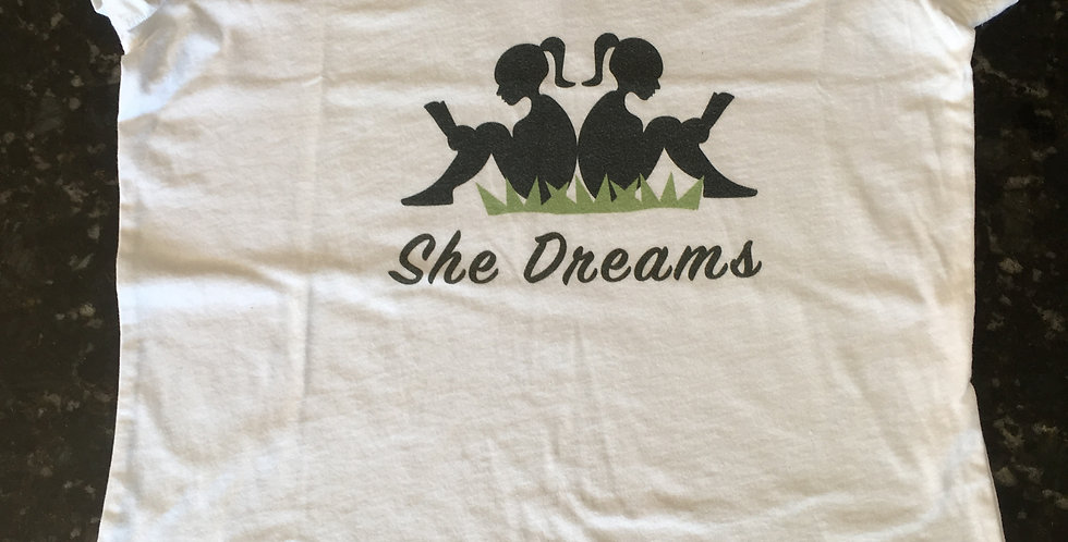 She Dreams Women's T-Shirt