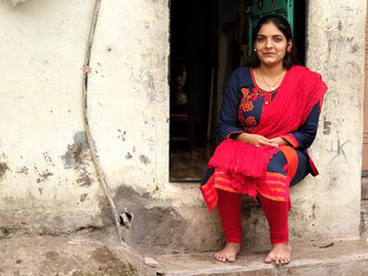 Aarti Naik - From a Slum Girl to a Change Maker