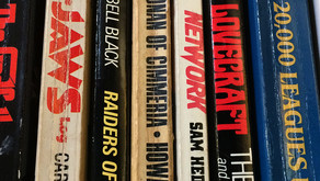 20 SPECTACULAR BOOKS THAT ROCKED MY WORLD