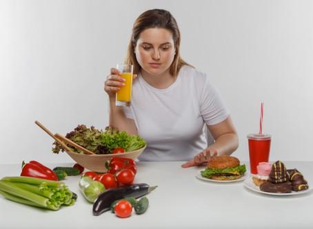 食事制限がやせない原因