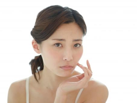 肌荒れの6つの原因