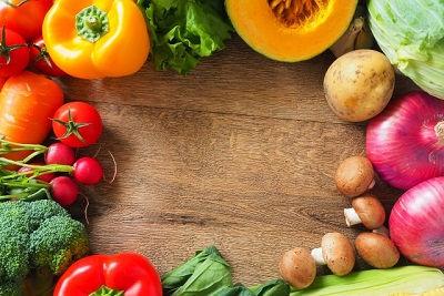 体内環境を整えるためにも野菜をしっかりと摂ろう