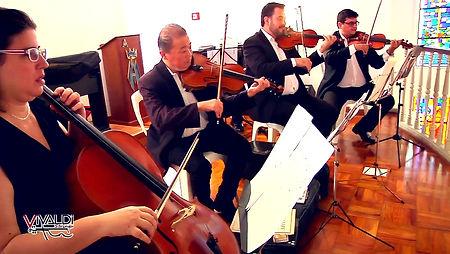 Vivaldi Strings - Capela Mãe da Igreja - SP