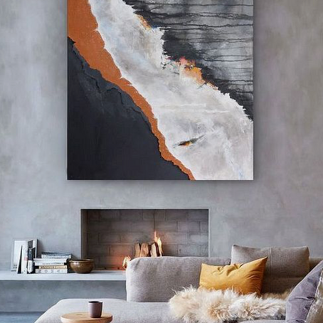 How to Curate Art for Your Home