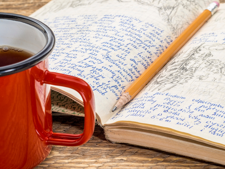 Carers guide to journaling for wellbeing