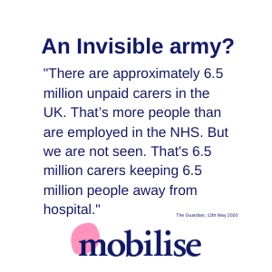 Invisible Army Unpaid Carers