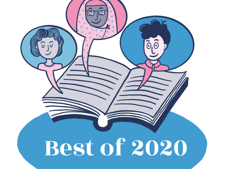 Carers' top ten reads of 2020