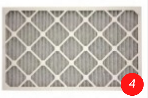 800 x 500 Disposable DNA Filter