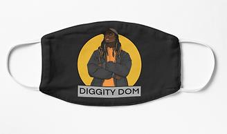 Diggity Dom Mask
