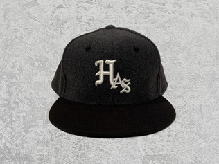 Hide and Seek/has wool baseball cap