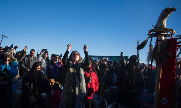 Victory at Standing Rock