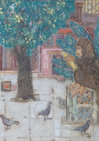 サルの広場