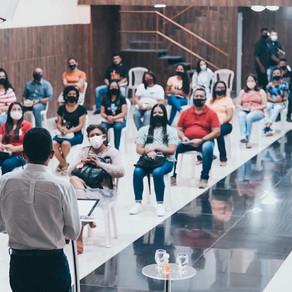 Escola de Levitas inicia programa pedagógico