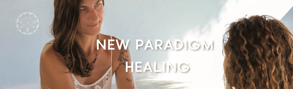 New Paradigm healing, wholeness, natural healing
