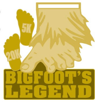 Bigfoot's Legend