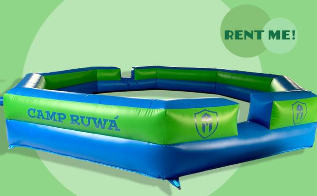 Inflatable Ga Ga Ball for rent