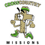 Cross Country Mission Logo for Virtual Races