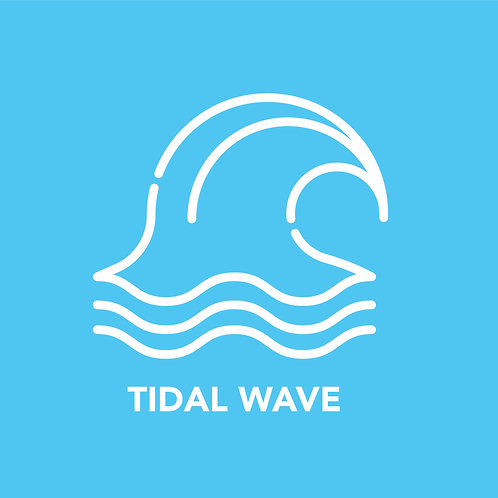 Tidal Wave Tribe Shirt