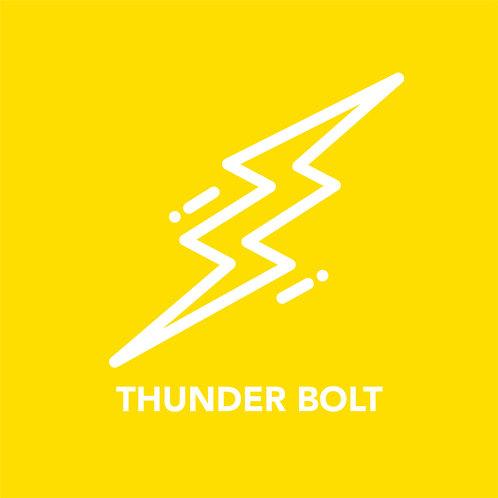 Thunder Bolt Tribe Shirt