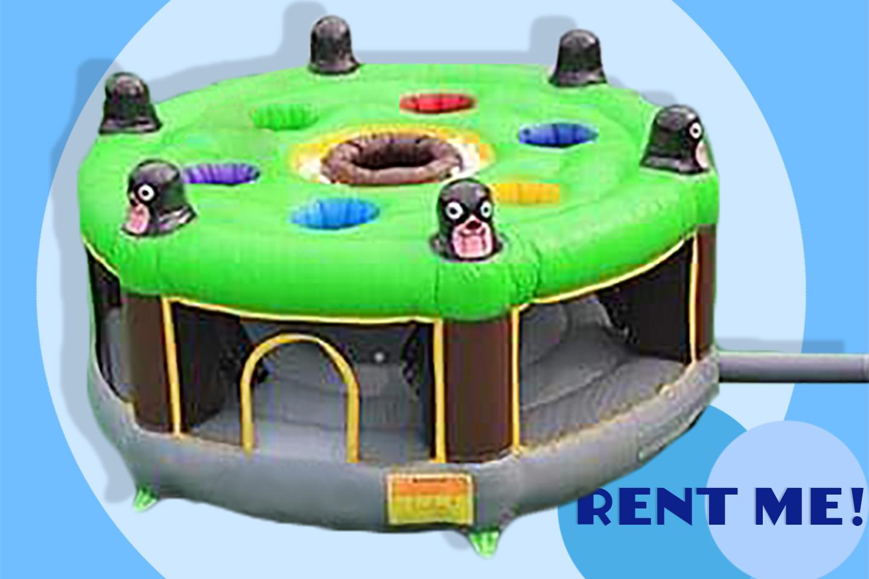 inflatable wack a mole
