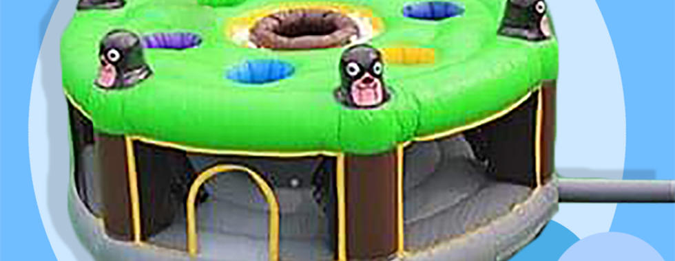 inflatable wack a mole