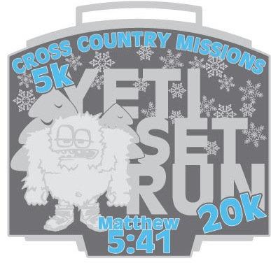 Yeti Set Run