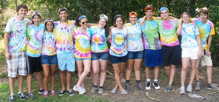 Camp ruwá counselors