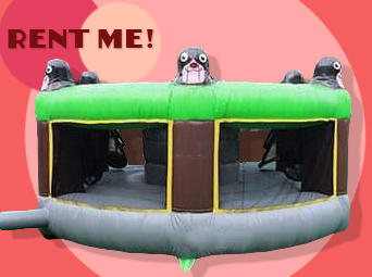 inflatable wack-a-mole