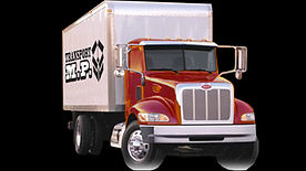 Transport-MP Candiac  Service de transport Frigorifique par camion, cube, remorque.