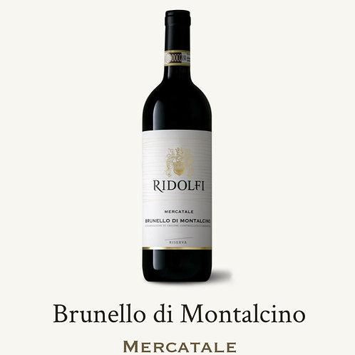 Brunello di Montalcino Riserva Mercatale 2015