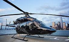 полировка вертолета