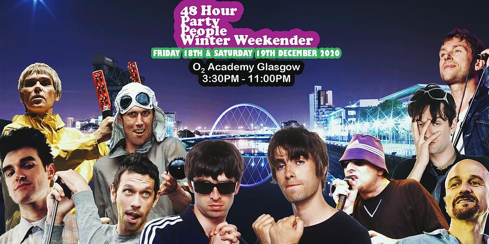 48 Hour Party People - Winter Weekender