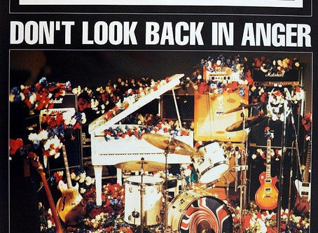 Don't Look Back In Anger is 21 today!