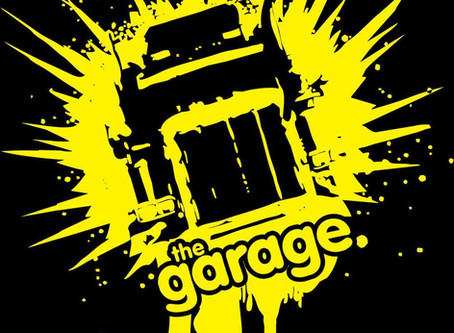 Definitely Oasis live at the Garage heading towards a sell out again!