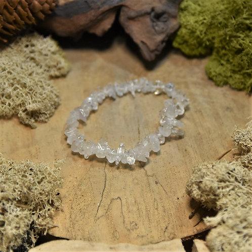 Bracelet baroque - quartz