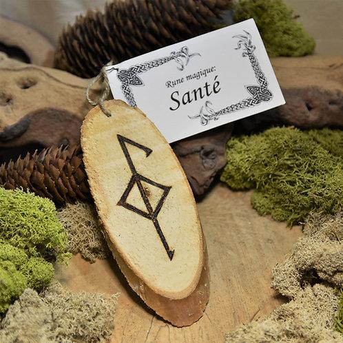 Rune magique - Santé