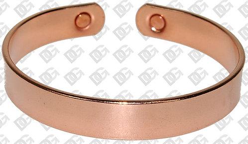 Bracelet cuivre et aimant GM