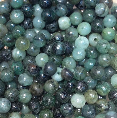 Perle d'émeraude 3 / 3.5mm
