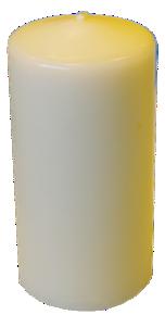 Cierge - H 30 cm