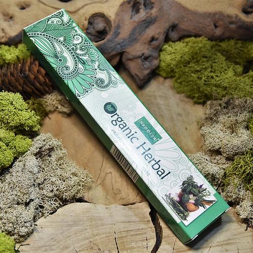 Encens en bâtonnet Nandita 15gr - Organic herbal