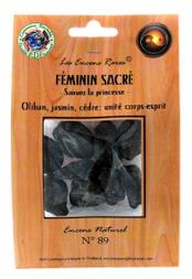 Encens rares : Féminin Sacré - Sauvez la princesse - Unité Corps et Esprit