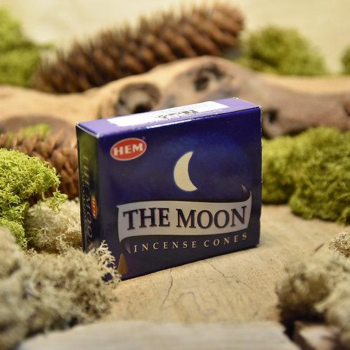 Encens Hem en cônes - The moon