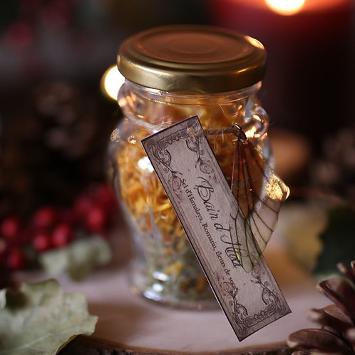 """Flacon aromatique : """"Flacon d'hiver"""""""