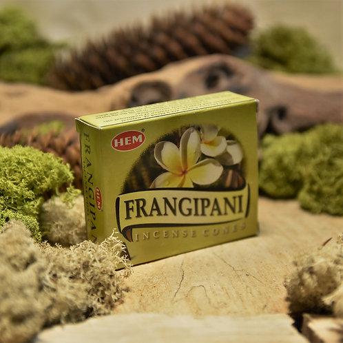 Encens Hem en cônes - Frangipani