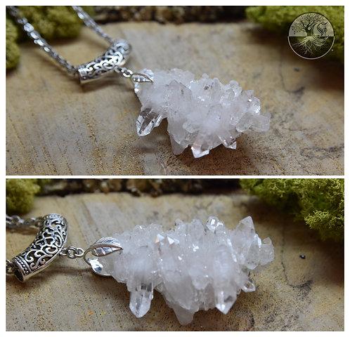 Collier de quartz