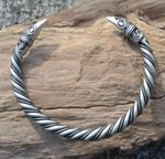 Bracelet viking - corbeaux