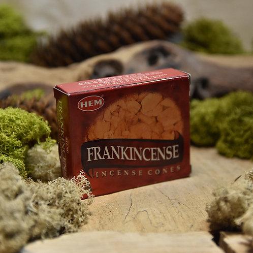 Encens Hem en cônes - Frankincense