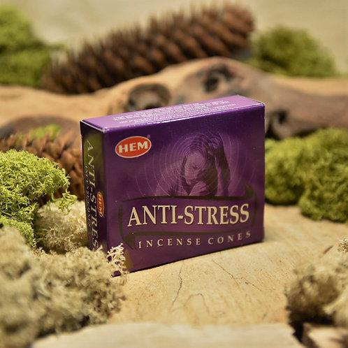 Encens Hem en cônes - Anti-stress