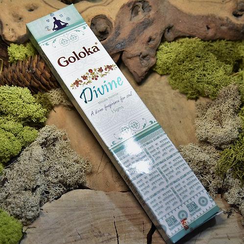Encens Goloka premium - Divine